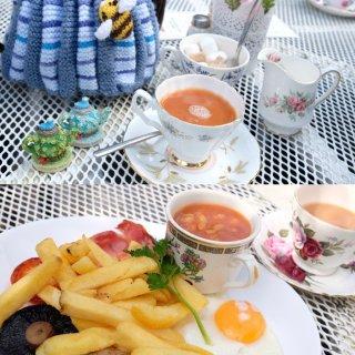 带君君吃个下午茶吧...