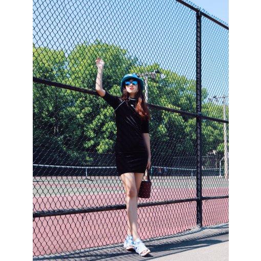 夏日🎾网球女孩| Adidas三叶草