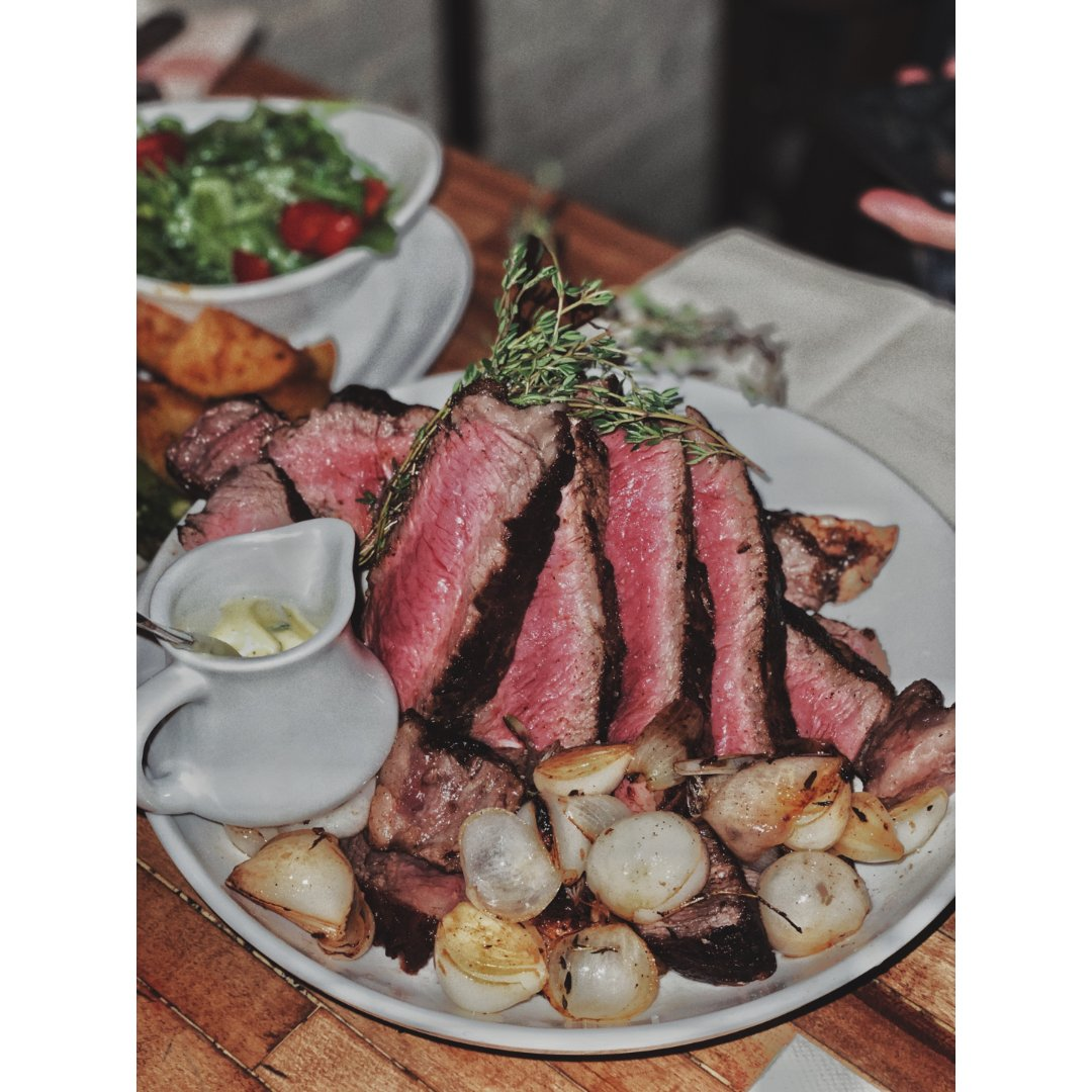 steak for two
