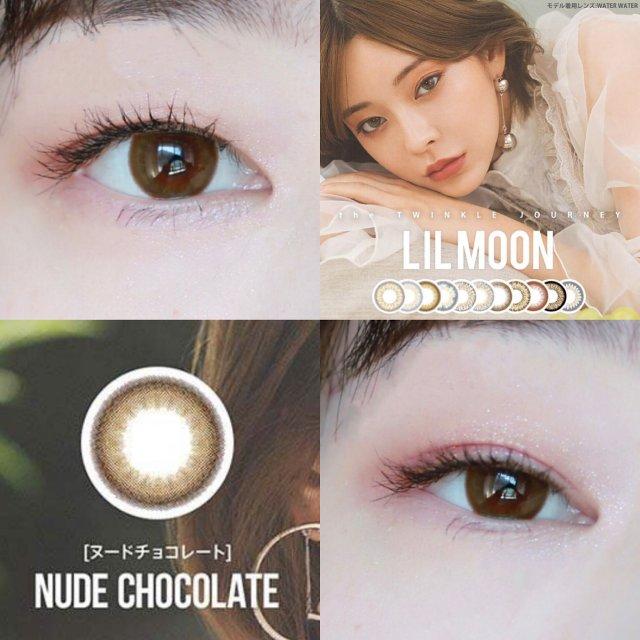 美瞳|LIL MOON - Nud...