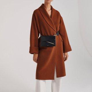 年度最爱的秋冬Joseph焦糖色大衣和K...