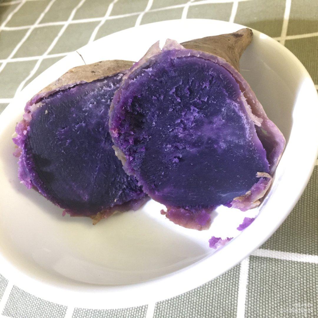 超好吃紫薯