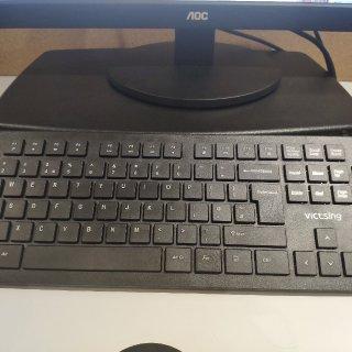 键盘和显示屏架子...