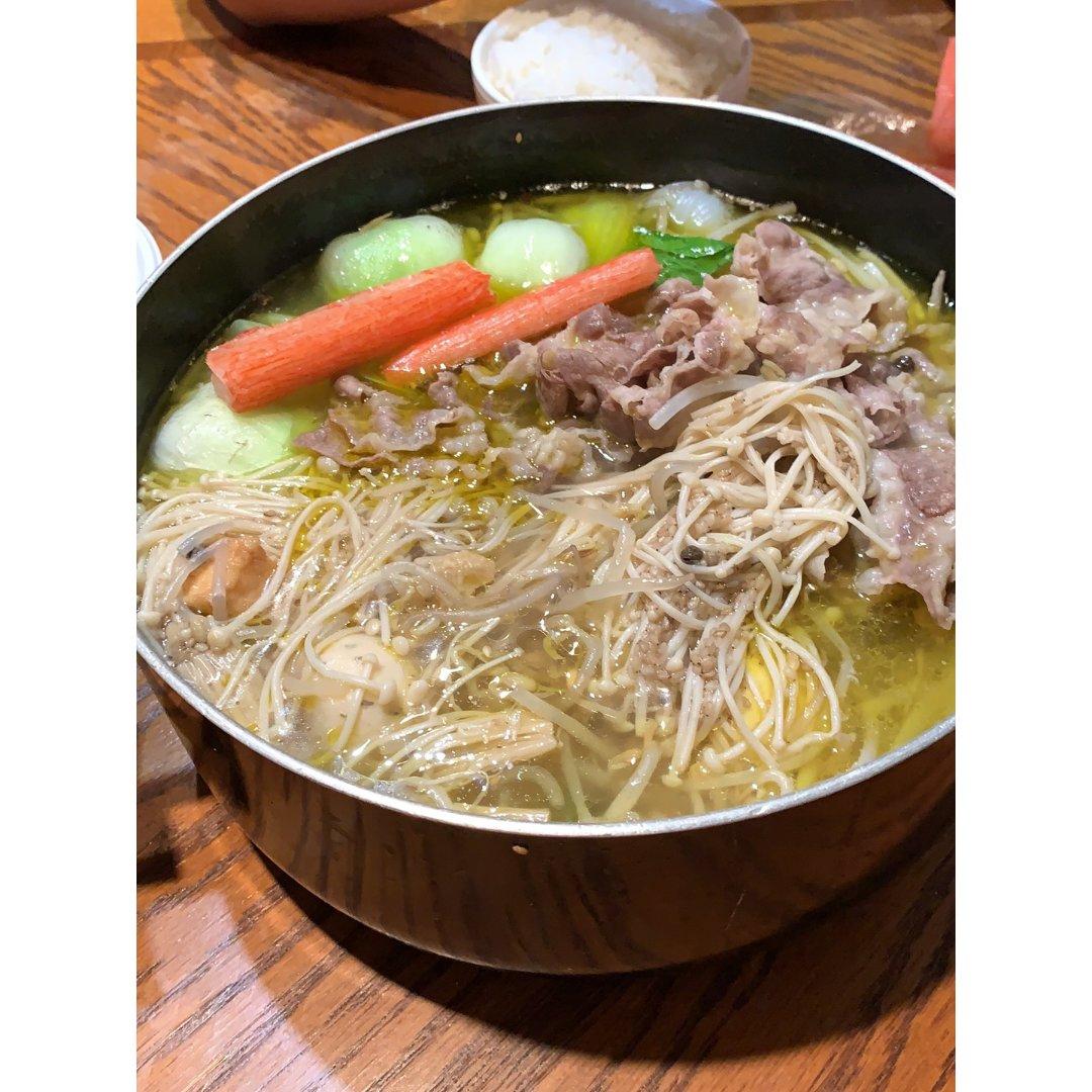 钵钵鸡蔬菜锅