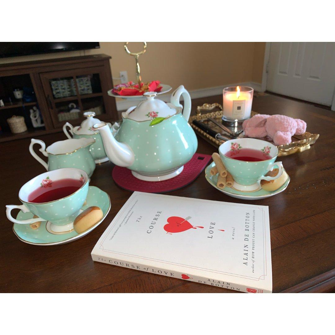 下午茶🍵🧁