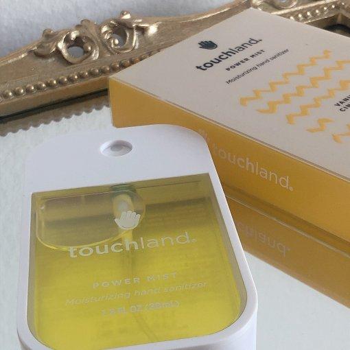 【众测晒货】Touchland糖果色干洗手喷雾