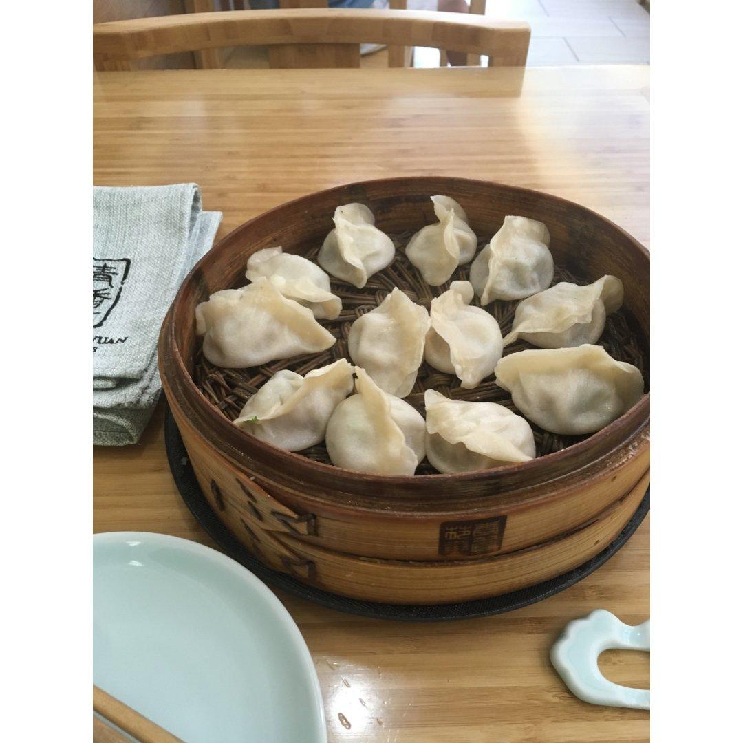 清香苑灌汤蒸饺