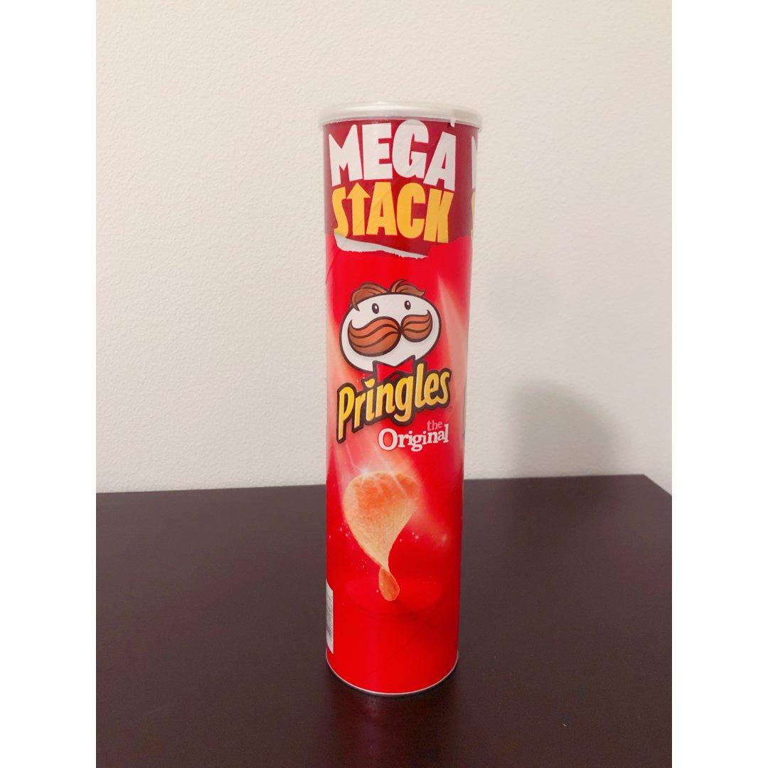 陪着我成长的老友记—Pringles