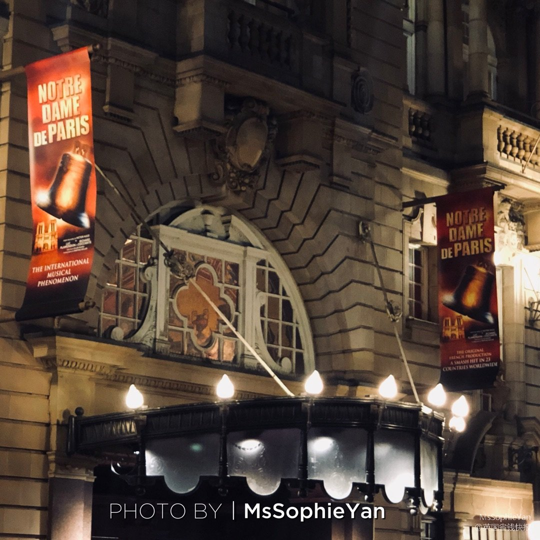 伦敦西区 爱看剧的人视这儿为天堂...