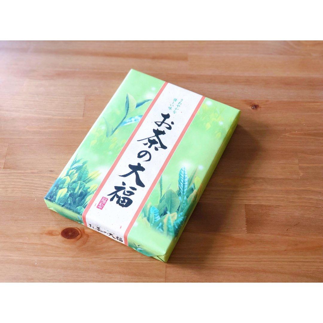 日本零食推荐 | 抹茶大福