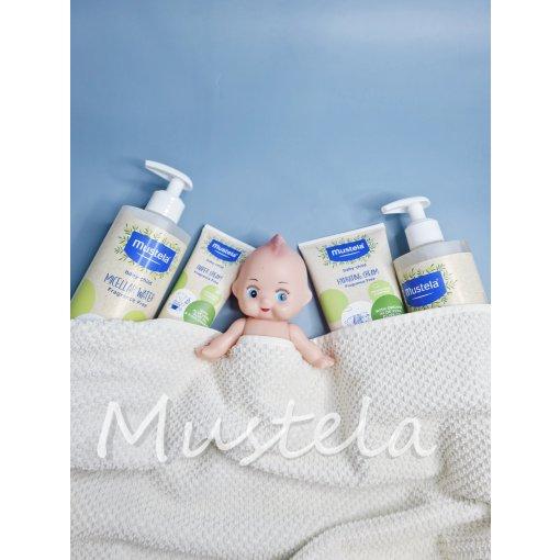 Mustela高定有机洗浴之旅 专业呵护全家肌肤