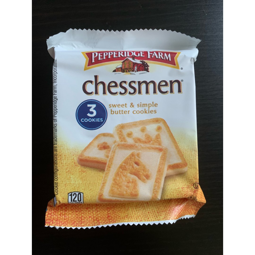 第五摊:chessmen新包装