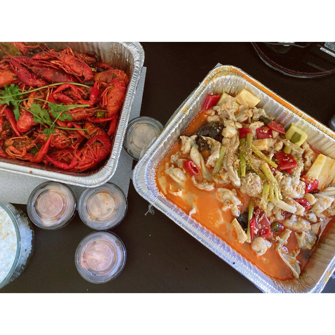马里兰新餐厅|牛蛙小龙虾🦞一个不能落