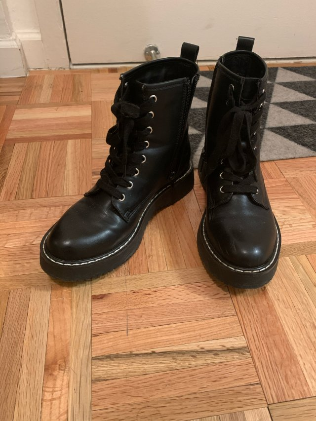 马丁靴的平价代替品