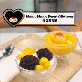 Mango Mango@Bellevue探店美食记