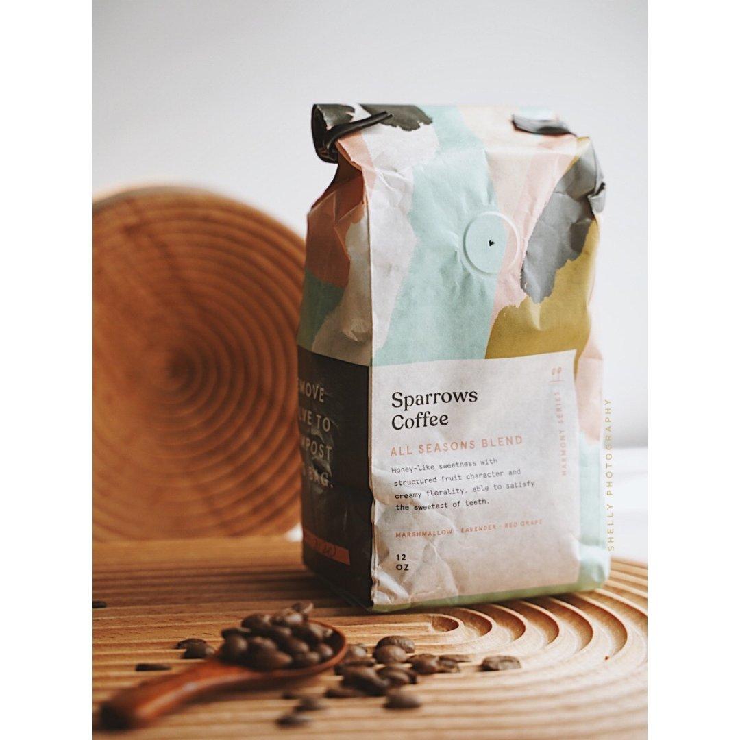宅家下半年🏠咖啡豆是我的好盆友☕️