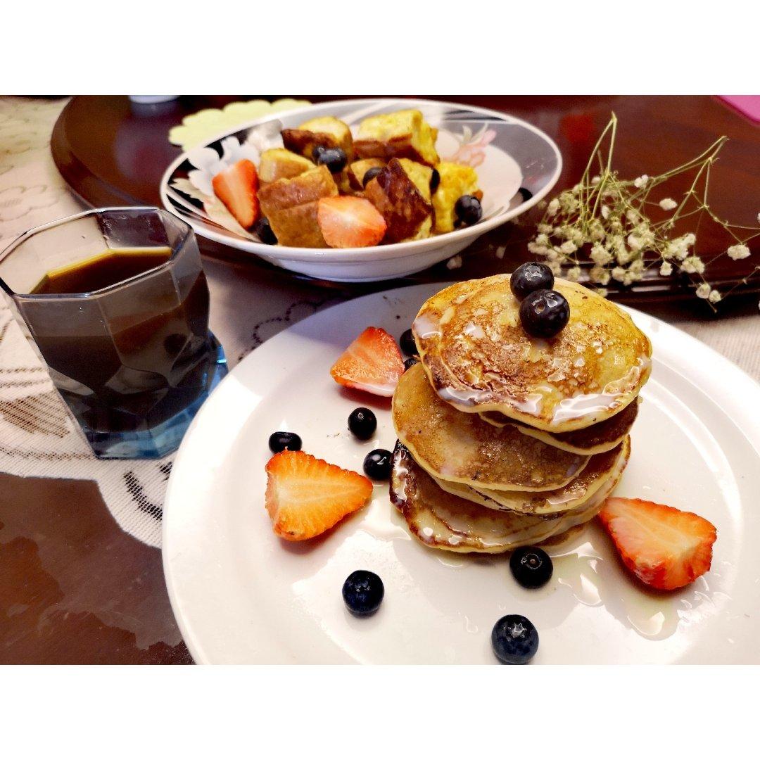 早餐吃什么?