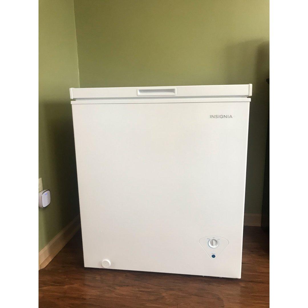 黑五战利品——冷冻柜