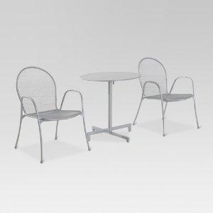 $80.5Carmack 室外金属桌椅三件套
