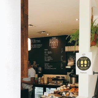 伦敦咖啡 切尔西的小资咖啡馆...