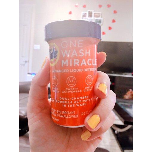 汰渍全效洁净小橘罐💥洗衣除味好帮手☀️