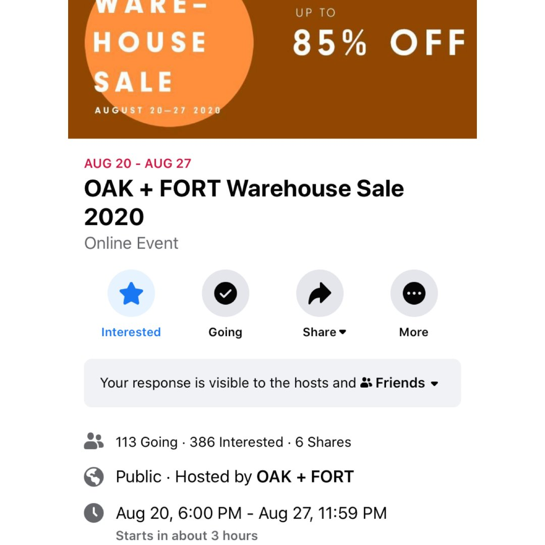 Oak+ Fort warehou...