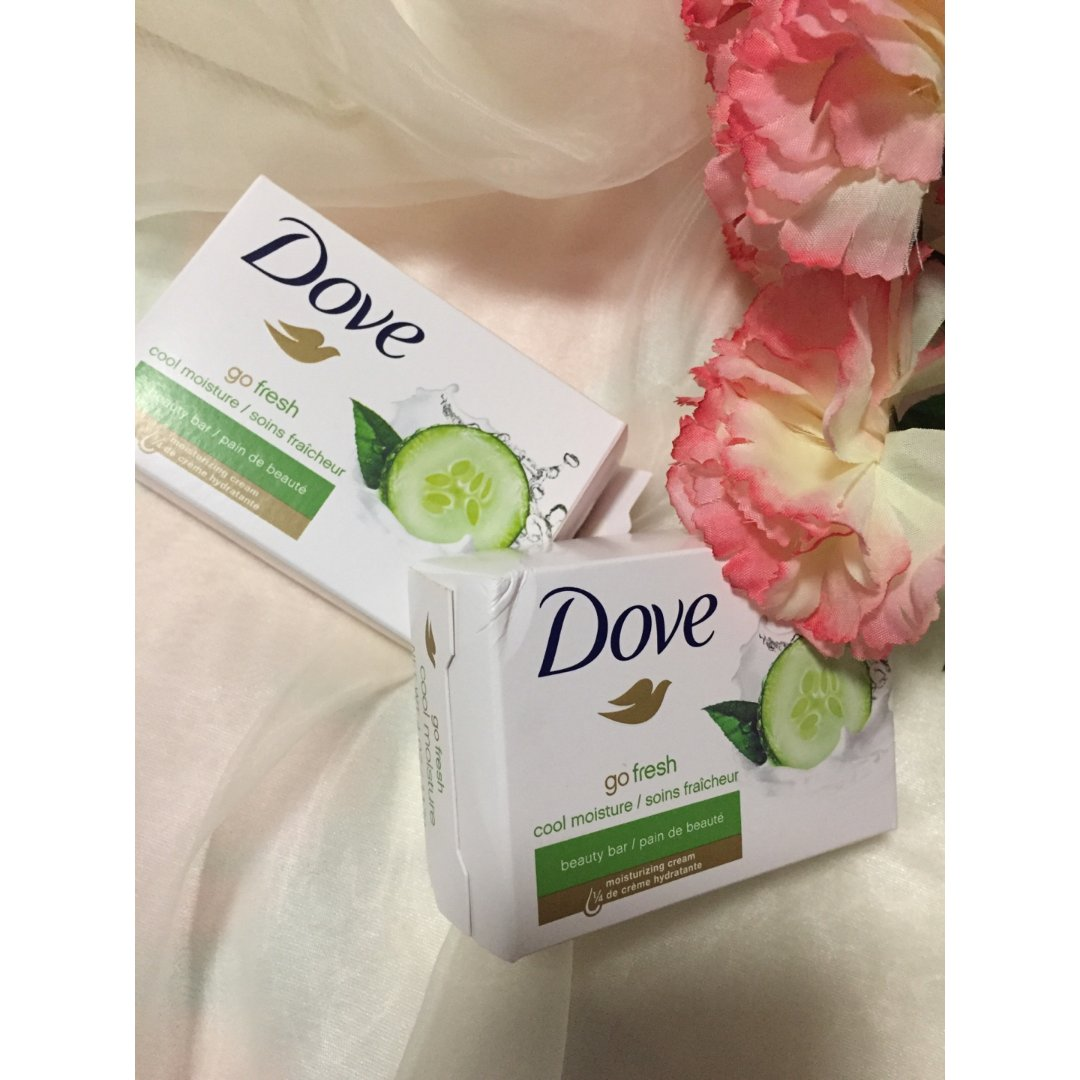 一起来摆摊|Dove青瓜肥皂🧼