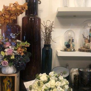 伦敦花店|Orchidya和Prada强...