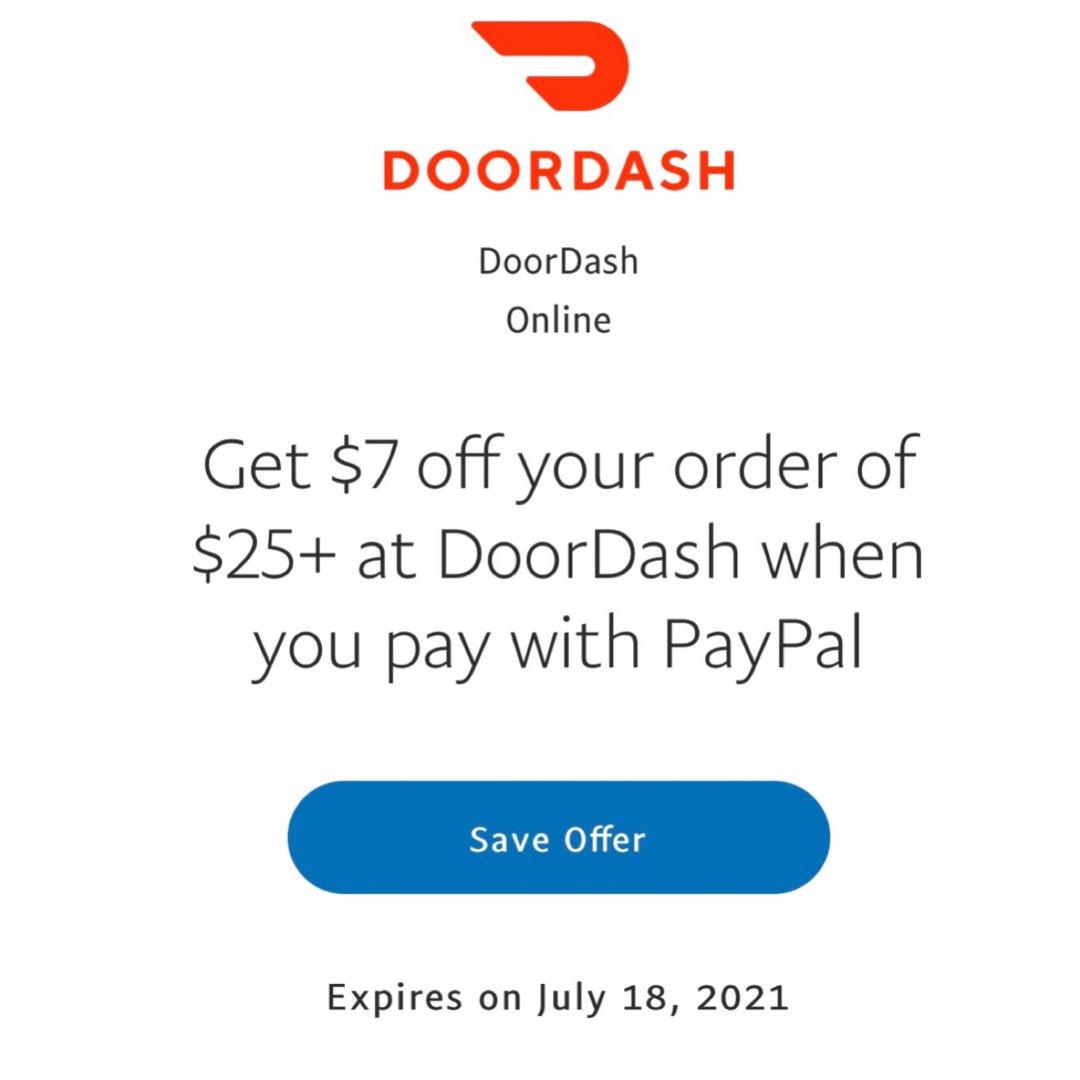 Doordash 🈵️减