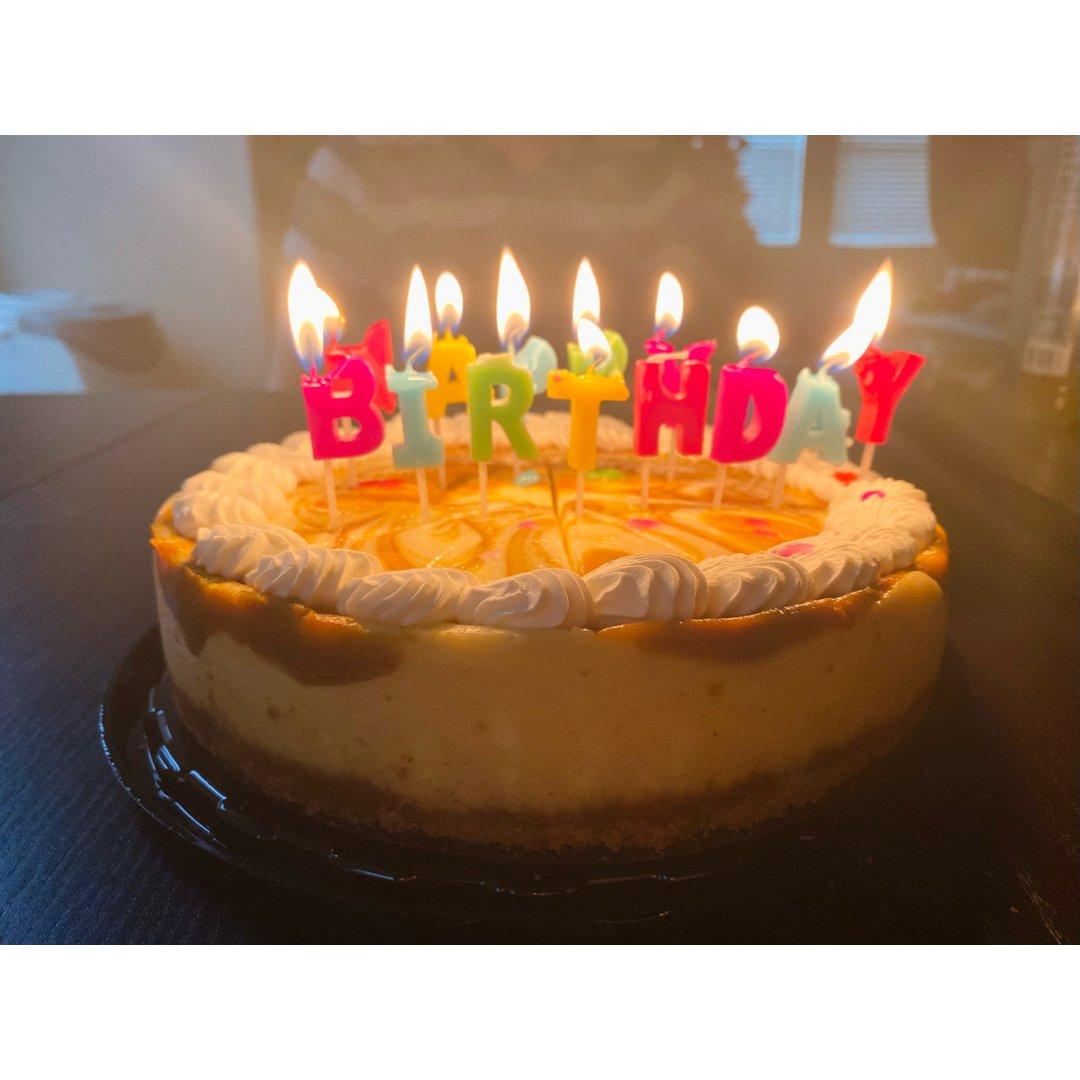 祝我生日快乐·我的生日蛋糕🎂🎂🎂