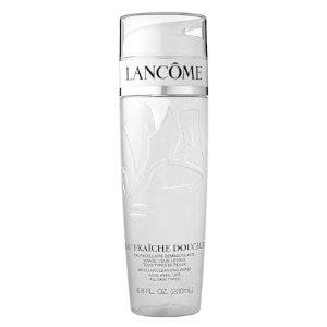 EAU FRAÎCHE DOUCEUR Micellar Cleansing Water Face, Eyes, Lips - Lancôme | Sephora