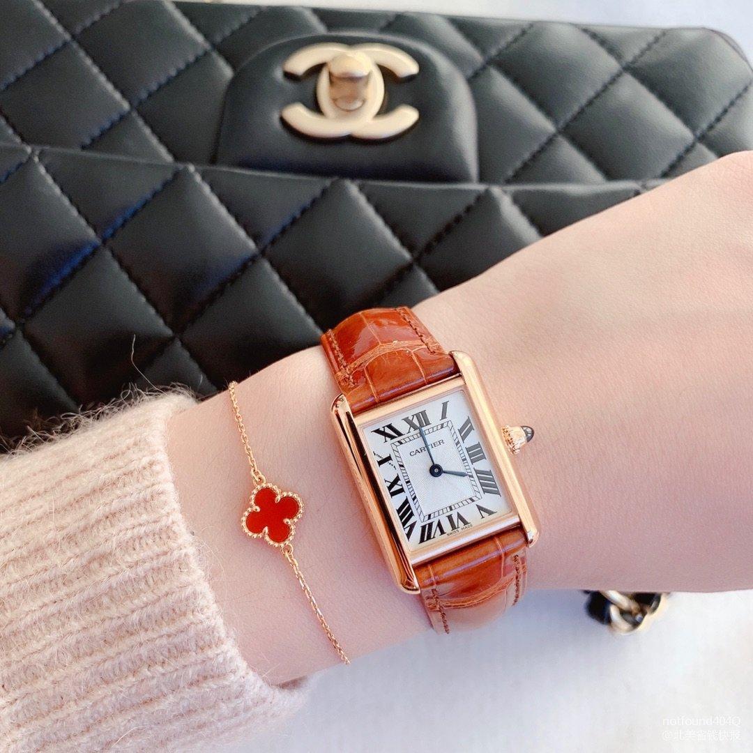 Chanel 香奈儿,Van Cleef & Arpels 梵克雅宝,Cartier 卡地亚