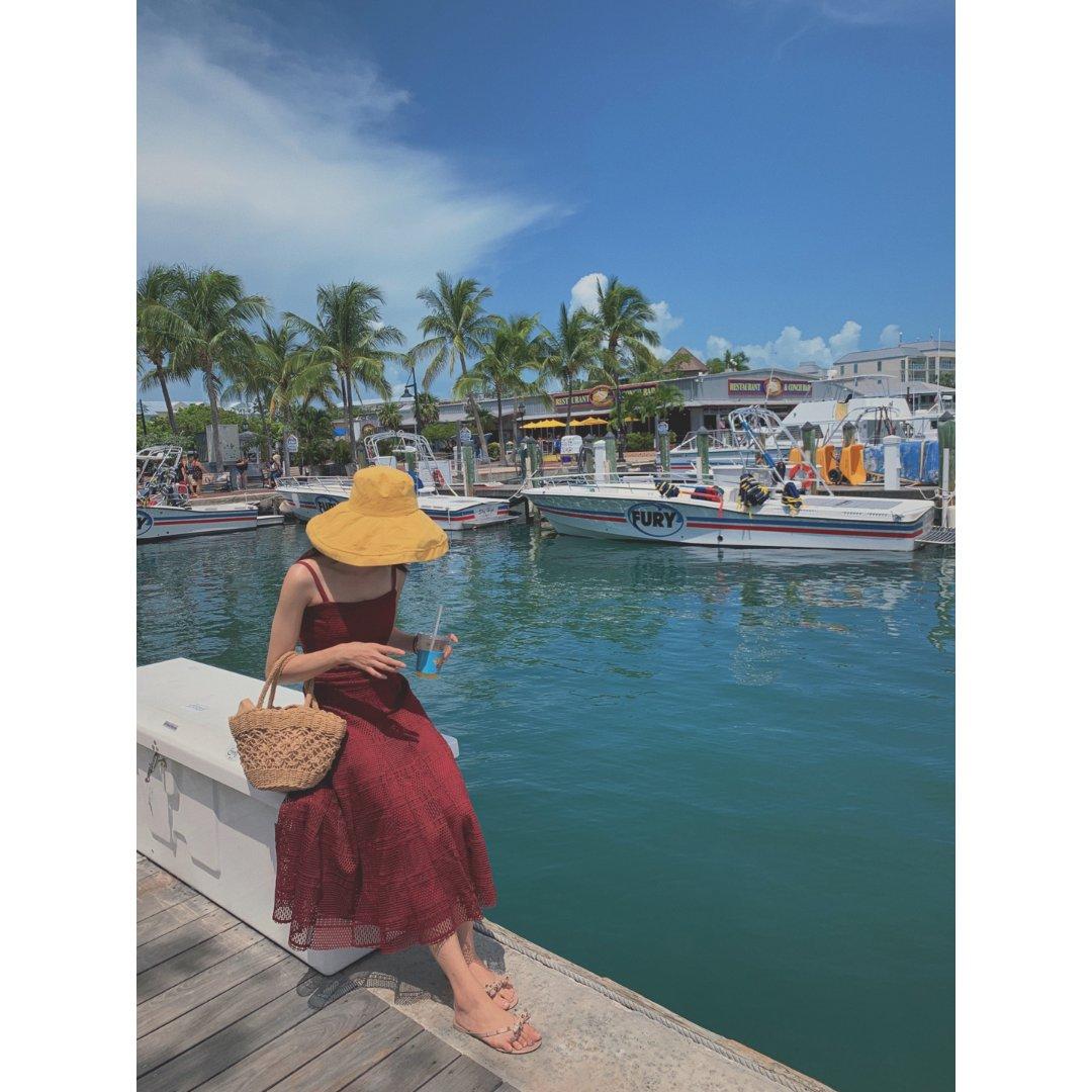 Key west 一日游