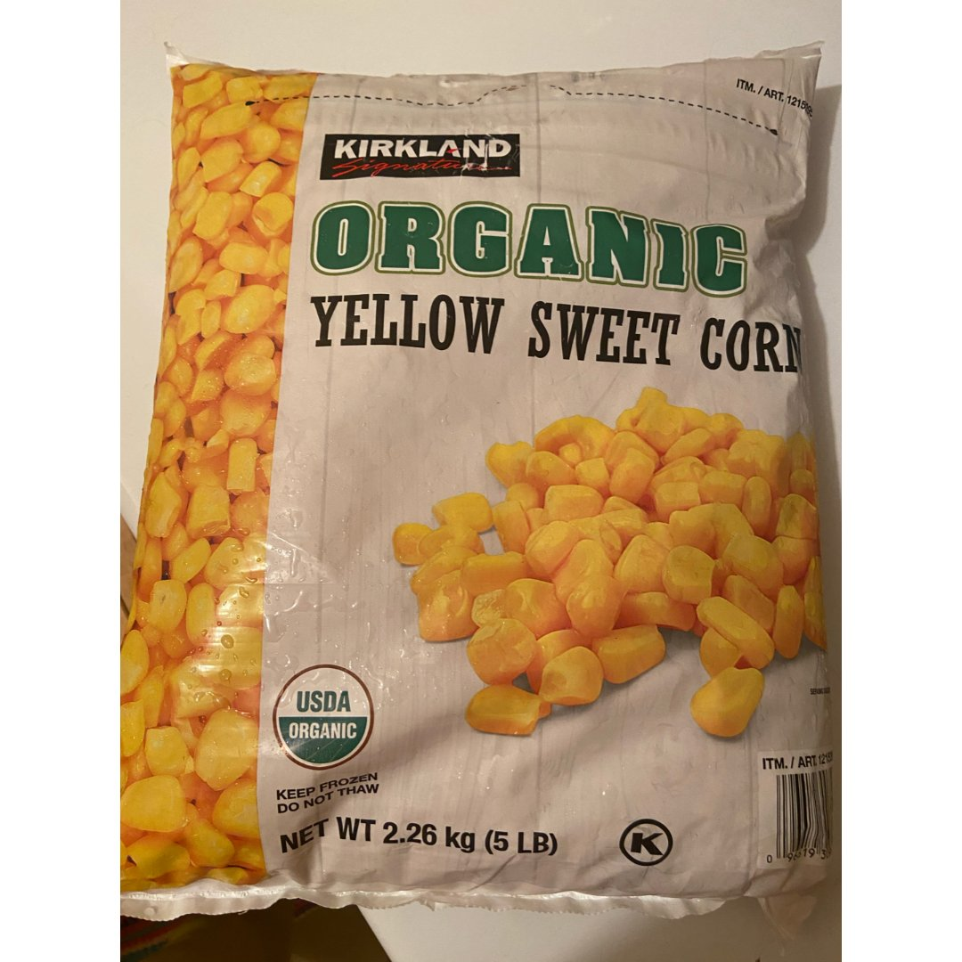 强烈推荐的玉米粒