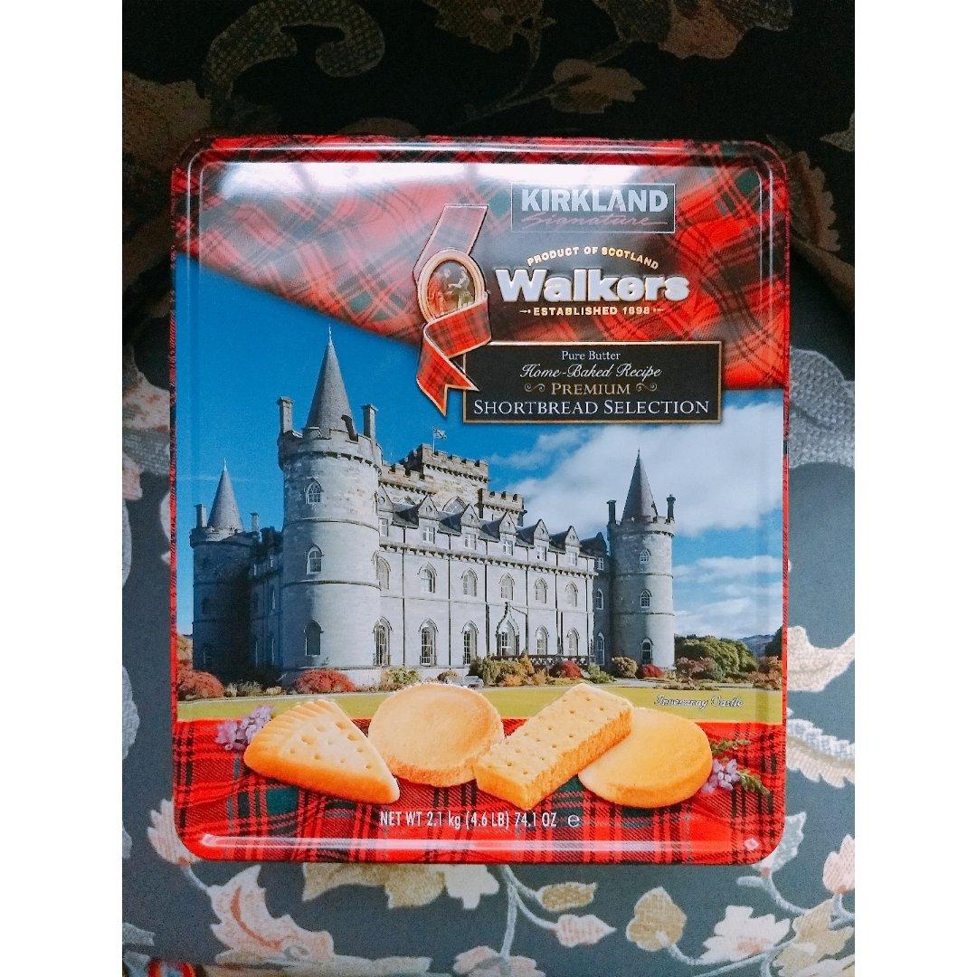 Walkers饼干礼盒