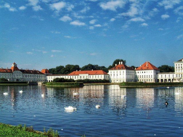 【慕尼黑印象】欧洲最大皇宫之一的宁...