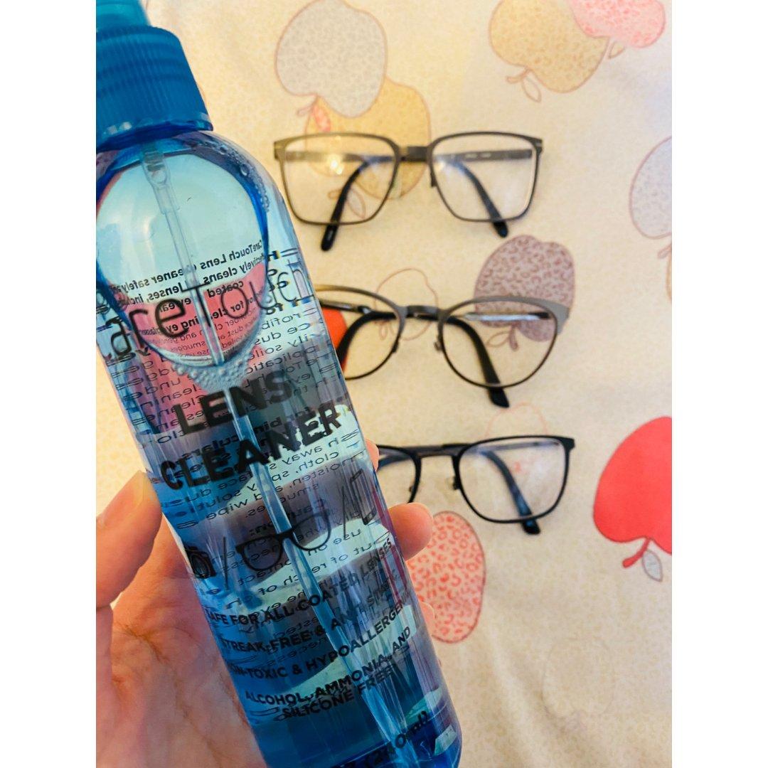 Amazon战利品-眼镜清洁剂