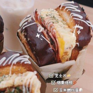 有温度的韩式厚蛋烧brunch店🥪Pal...