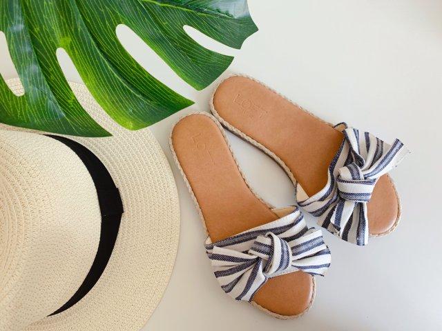 凉鞋   夏天里不可缺少的好物
