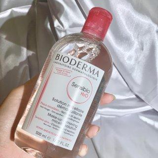 Bioderma敏感肌肤高性价比化妆水测评