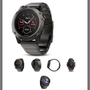 $449.99 起BuyDig Garmin Fenix 5 智能户外手表 大促销