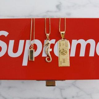 【Supreme】谁说戴金链子的都是土大...