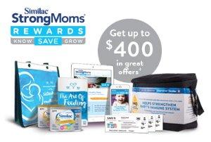 Similac® StrongMoms® - Get Baby Coupons & Free Formula Samples
