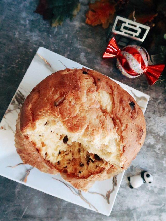 早餐,超大号面包揪一块😋