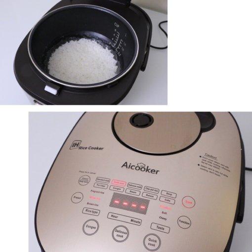 君君十周年众测福袋到—Aicooker高端智能IH电饭煲