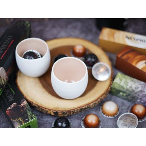 Nespresso 膠囊咖啡買14條送咖啡杯組