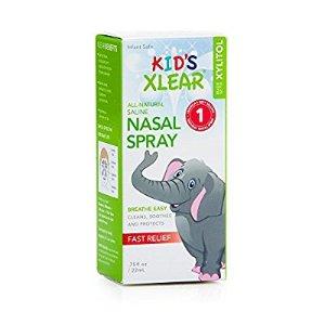 Amazon.com: Xlear Kid's Sinus Care Nasal Spray, .75 Fl Oz: Health & Personal Care