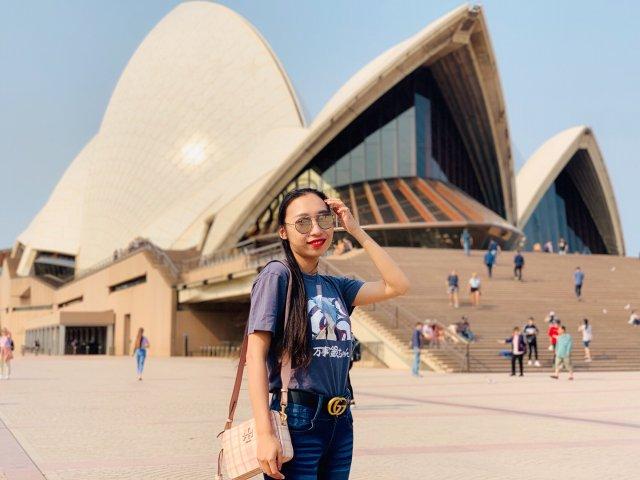 澳洲旅行 | 深度参观悉尼歌剧院
