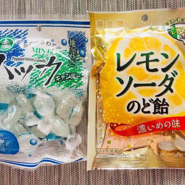 昨天买了两个口味日本糖,好好吃,今...