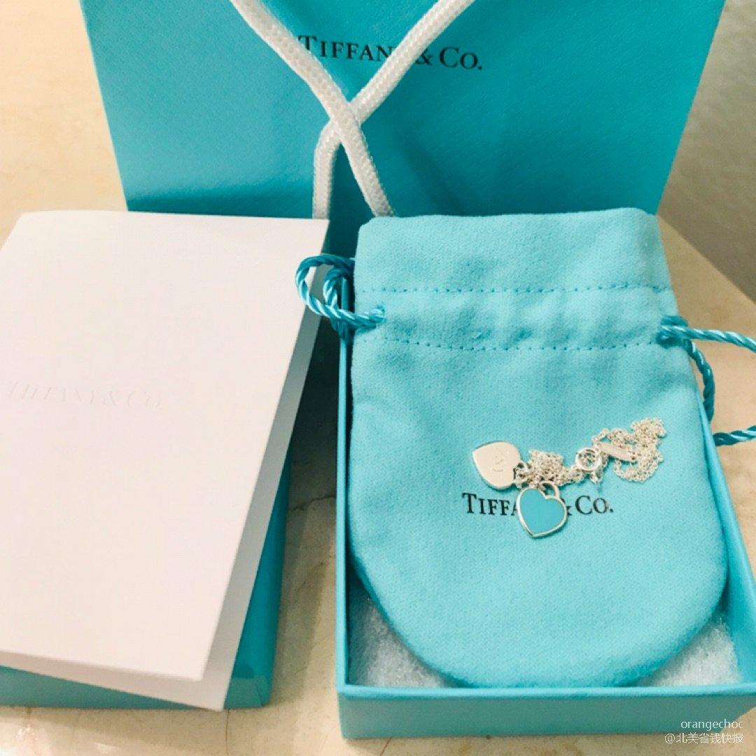 🎁礼物季:送闺蜜的基本款Tiffa...